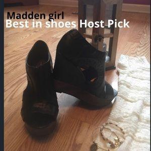 Madden platform shoes😎