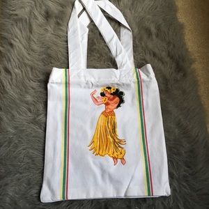 Handbags - Hula Cotton tote