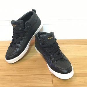 Feiyue Shoes - Trendy black sneakers