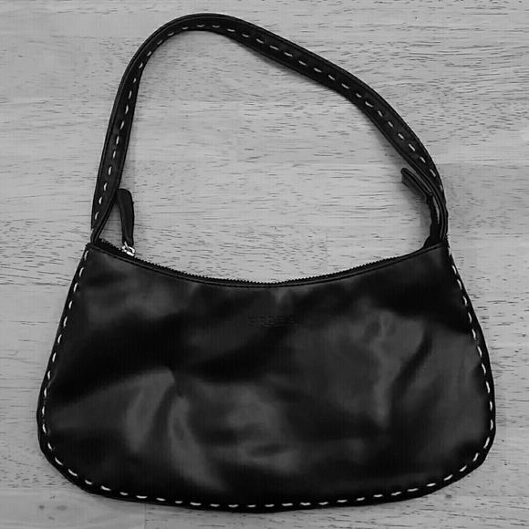 cd67eafa41ad Vintage Prada Small Leather Handbag. M 5830d37199086af613049004