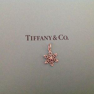 Tiffany & Co. Jewelry - 1 DAY SALE 🎉Tiffany & Co. Snowflake Charm❄️