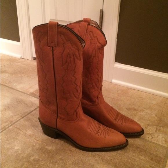 cee34cd06fa Dan Post Marlboro Cowboy Boots
