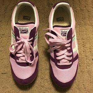 Onitsuka Tiger by Asics Shoes - Tiger Onitsuka size 10 women's purple