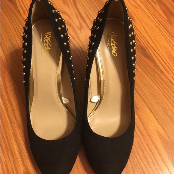 bfe00ffe4673 Mossimo target black heels size 7.5. M 5830dd8dfbf6f93bdc04ab64