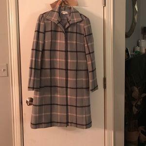Grey Ben Sherman Winter Coat.
