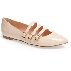 Sole Society Shoes - Julianne Hough for Sole Society 'Emmy' Flat