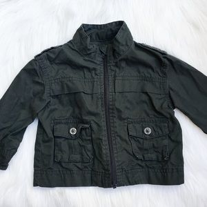 Osh Kosh Other - OshKosh Zip Front Jacket
