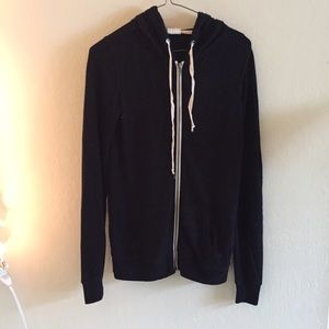 Essentials Black Jacket