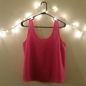 one clothing Tops - Pink Tank