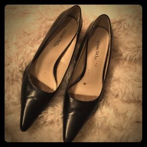 Cabrini Shoes - Basic black heel