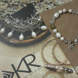 34 Off Silpada Jewelry Silpada Kr Tough Luxe Bracelet