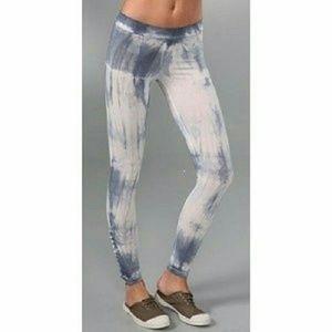 Pencey Pants - $147 Pencey Tie-Dye Button Legging XS NWT