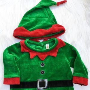 Cherokee Other - Baby Cherokee Christmas 🎄Holiday 2pc Outfit