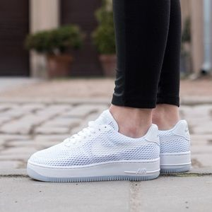 Nike Shoes - {Nike} Air AF1 Lower Upstep Breeze
