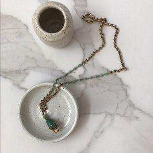 Vintage J. Crew Pendant Necklace