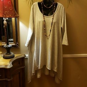 Sophie Max Tops - Oversized Tunic
