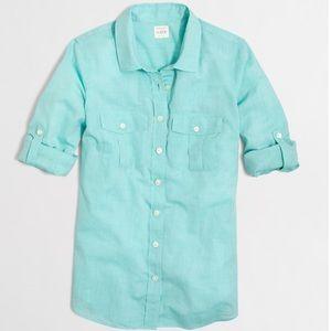 J.CREW cotton shirt