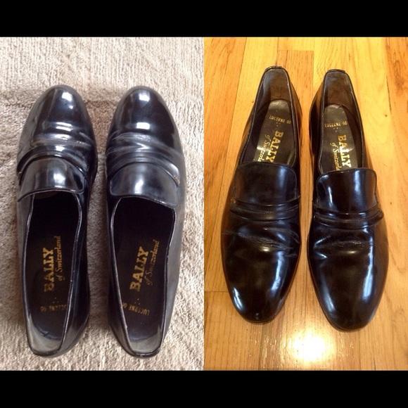 Vintage Bally Loafers | Poshmark