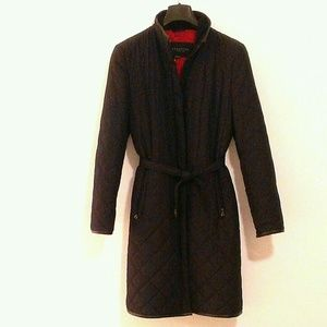 Kenneth Cole Reaction Jackets & Blazers - KENNETH COLE - Black Quilted Puffer Jacket !!