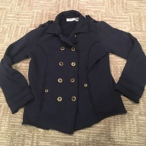 Chadwicks Jackets & Blazers - 💙NAVY PEACOAT with gold buttons