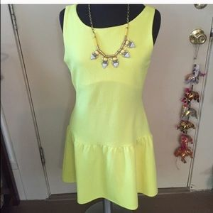 B Darlin Dresses & Skirts - {B Darlin} Yellow Summer dress