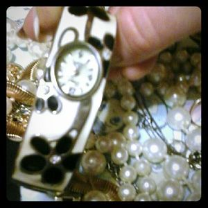 Viviana Jewelry - Vintage  viviani cuff watch