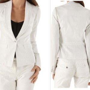 WHBM pant suit women's Sz 0 Like new