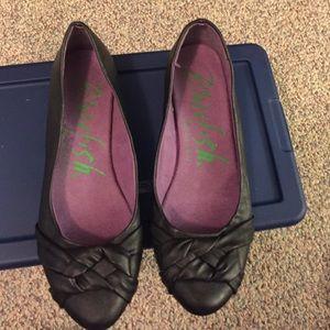 Blowfish Shoes - Blowfish flats! Barely worn! Comfortable!