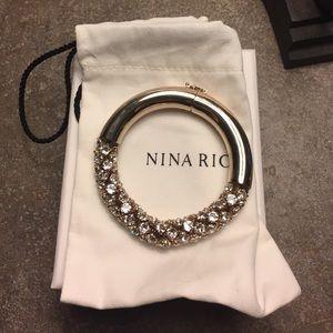 Nina Ricci Jewelry - Nina Ricci Glam Bracelet