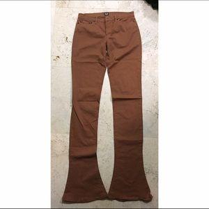 D&G jeans flares long