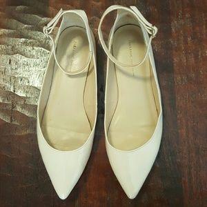 Zara Pointed Toe Flats