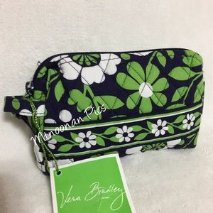 Vera Bradley Handbags - NWT Vera Bradley Small Cosmetic Bag in Lucky You