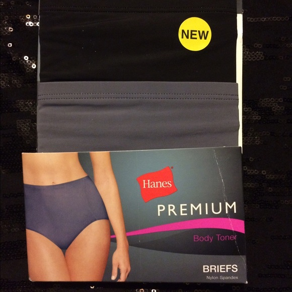 9206222950d55 Hanes Other - Hanes Body Toner Tummy Tamer Rear Shaper Briefs