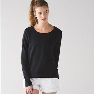 lululemon athletica Tops - BNWT Lululemon long sleeve Belle black shirt top12