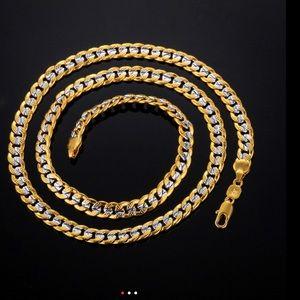 Jewelry - 18k Gold chain