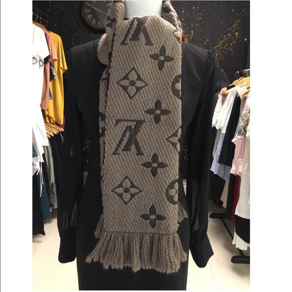 c7d888189e7a Louis Vuitton Accessories - Thanksgiving  265‼️LV LOGOMANIA SCARF Verone