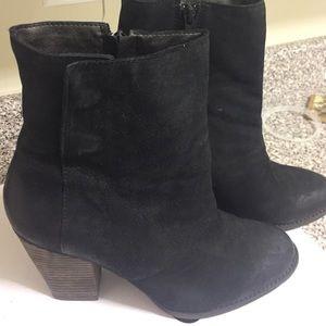 cccad423234 Aldo Shoes - ALDO Izabel Black Booties
