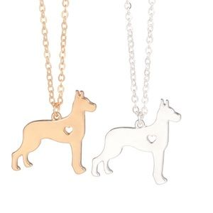 Jewelry - Great Dane. Only silver left