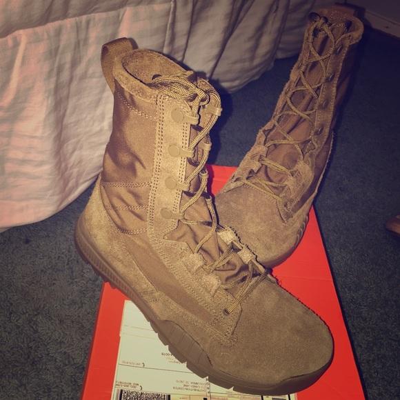 c8cdeecd0b30 ... ebay nike sfb field coyote brown combat boots 74382 d9dc7