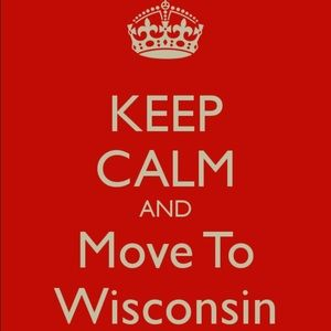 Accessories - Moving to Wisconsin! 🧀