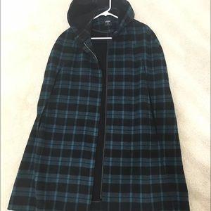 kate spade Jackets & Coats - Kate spade Saturday cape