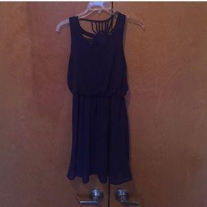 Ya Los Angeles Dresses & Skirts - Gorgeous strappy dress! Royal blue