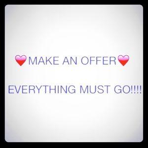 📣 Make Me An Offer