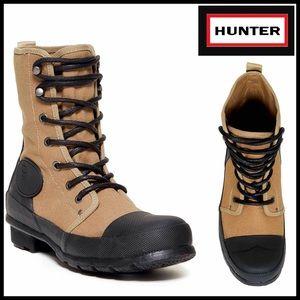 Hunter Boots Shoes - ❗1-HOUR SALE❗HUNTER Original Combat Canvas Boots