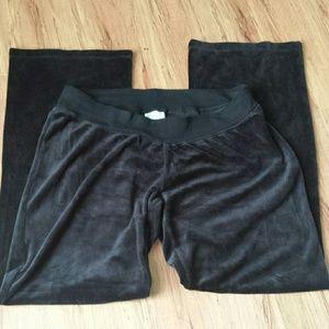 Maternity Velour Pants