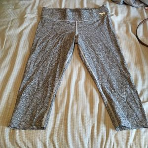 PINK Victoria's Secret Pants - BRAND NEW! Ultimate Pink Yoga Cropped