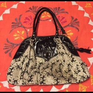 Mellie Bianco Handbags - Mellie Bianco Paisley Purse