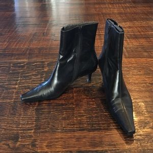 Enzo Angiolini Shoes - Stunning Leather Ankle Boots