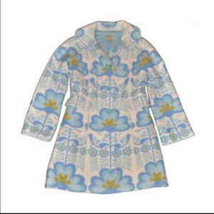 Anthropologie Jackets & Blazers - Anthropologie's Elevenses Floral Coat