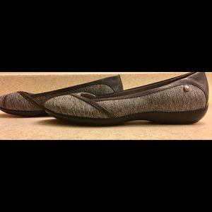 👣Brand New Life Stride Gray Tweed Flat